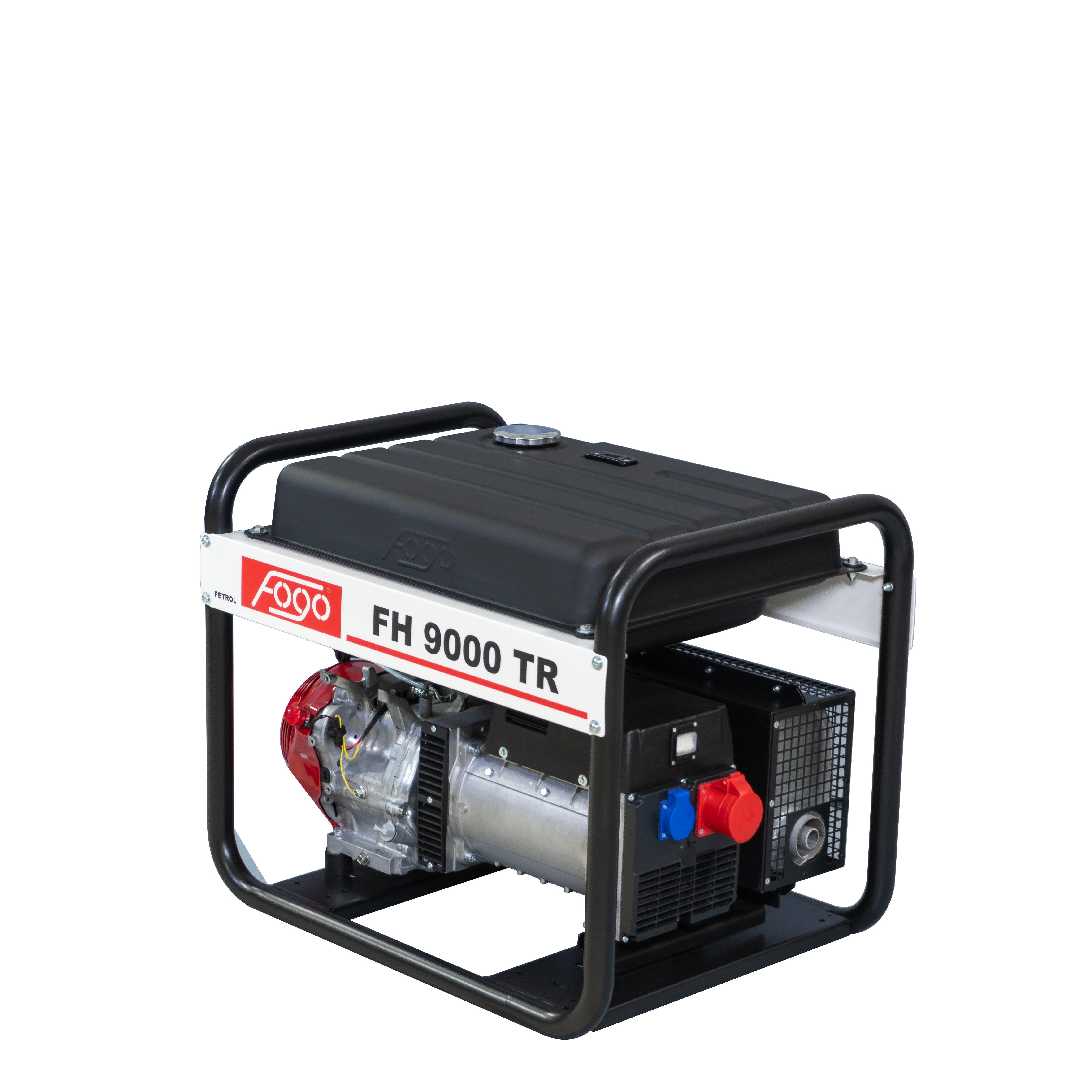 VORVERKAUF!!! FOGO Powered by HONDA 8,5 kVA Stromaggregat 400 V FH 9000TR