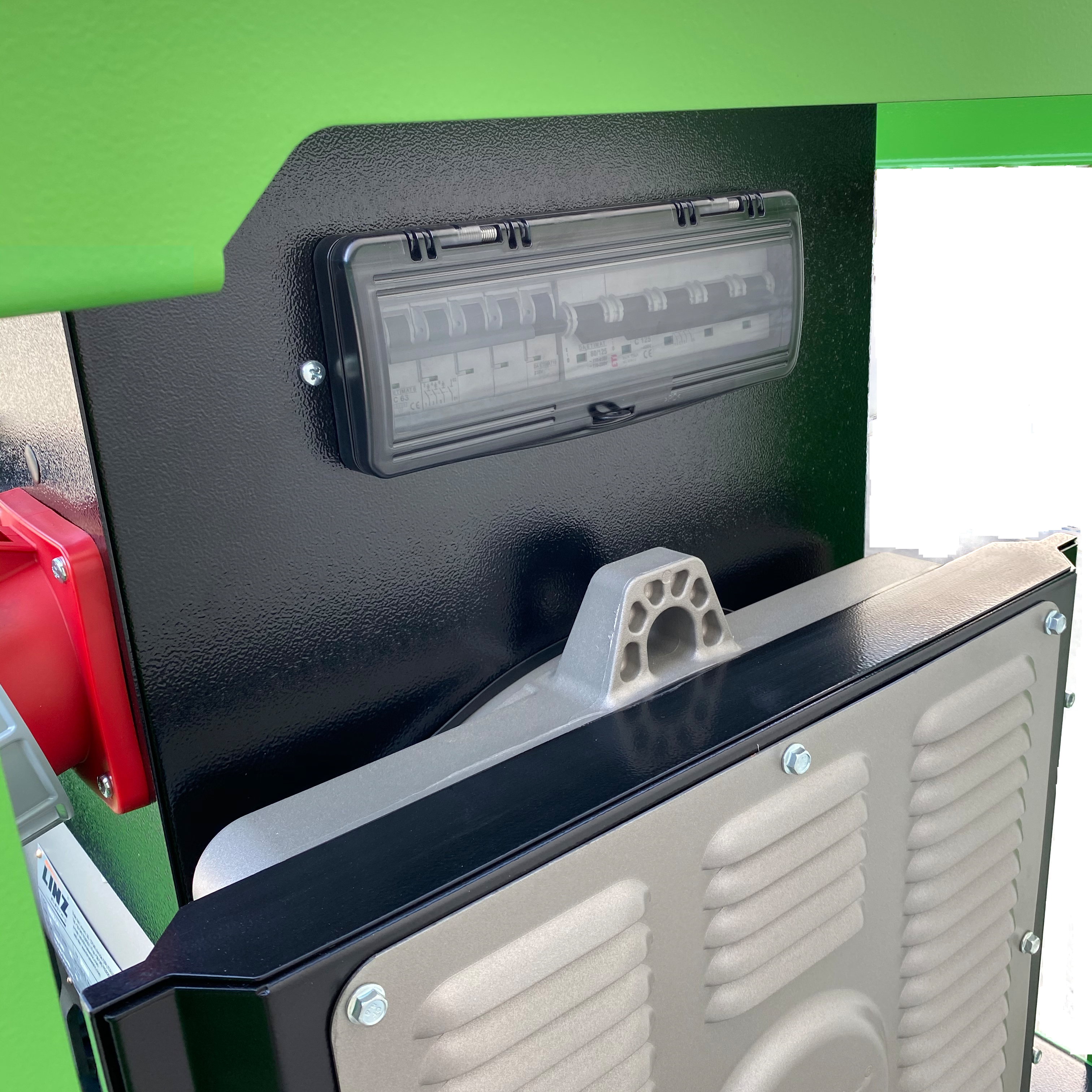 ENERGY Zapfwellengenerator 22 kVA ADEY-20TCS-AVR-IP-ISO mit AVR & IP44 Haus & Feldbetrieb