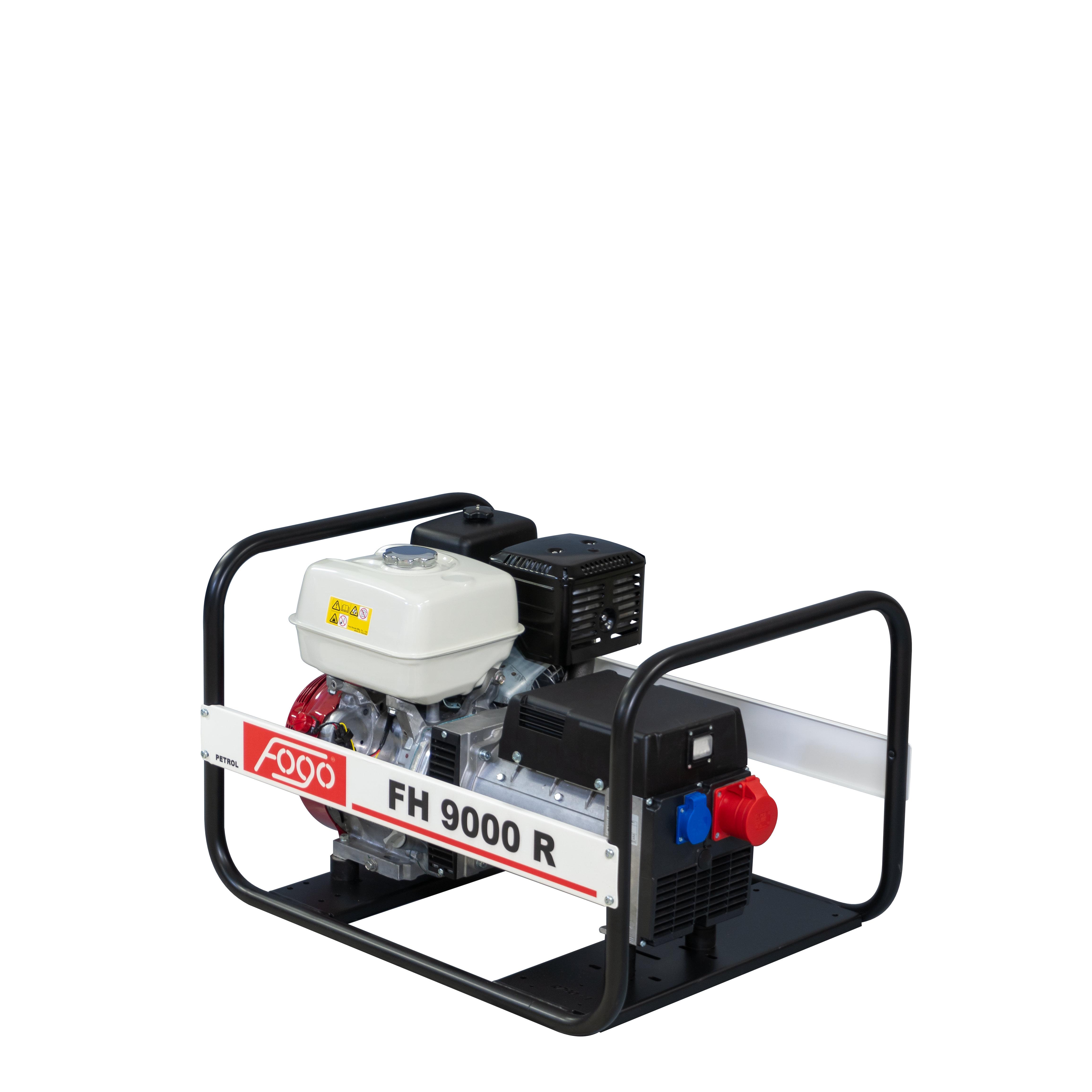 FOGO powered by HONDA 8.5 kVA FH9000R 400V Stromaggregat