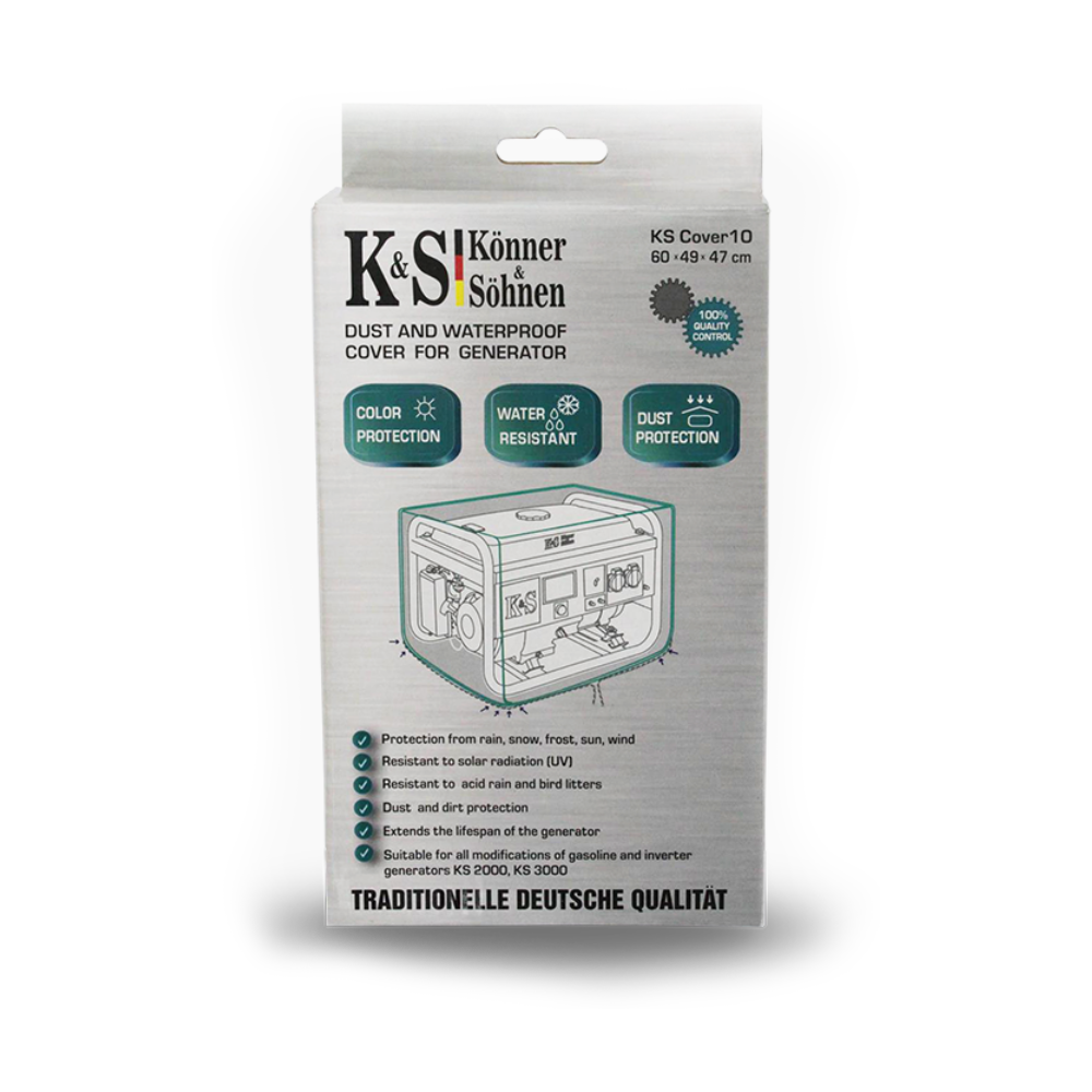 KS Cover 20 Abdeckhaube für KS7000 & KS10000
