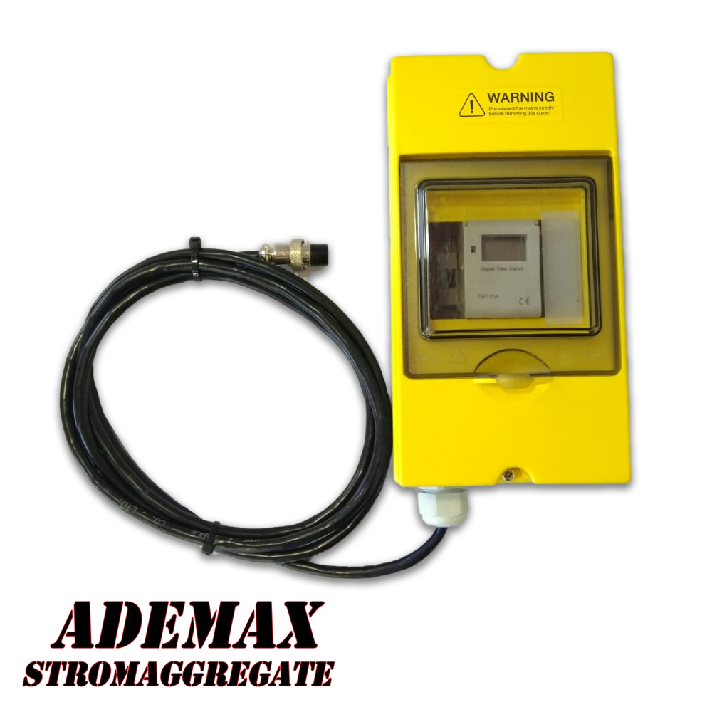 T20 Timer  für Diesel HYUNDAI & ITC-POWER & KOMPAK & CGM Stromaggregate oder Inverter GG65EI