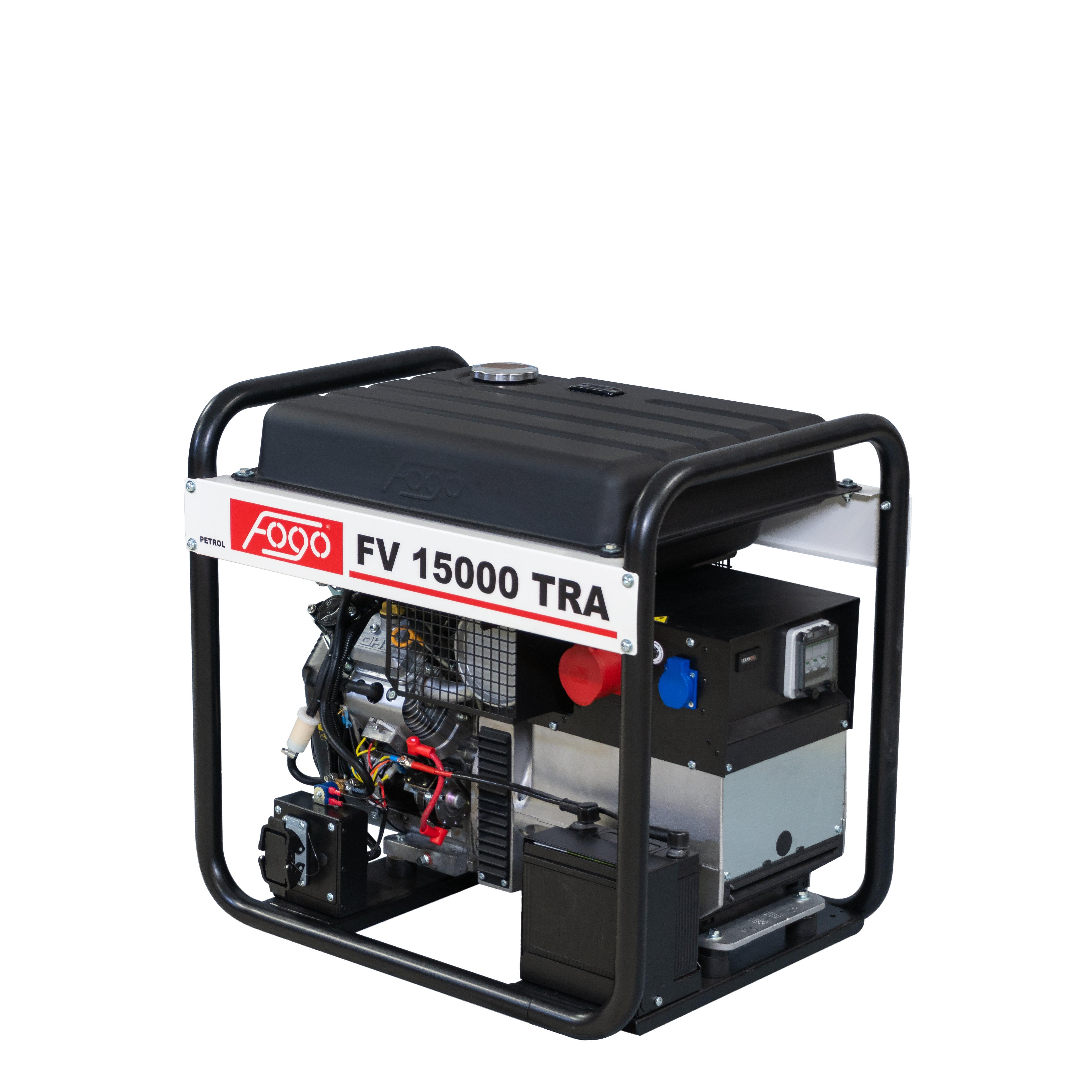FOGO B&S VANGUARD 14,5 kVA Stromaggregat AVR 400 V FV15000TRA