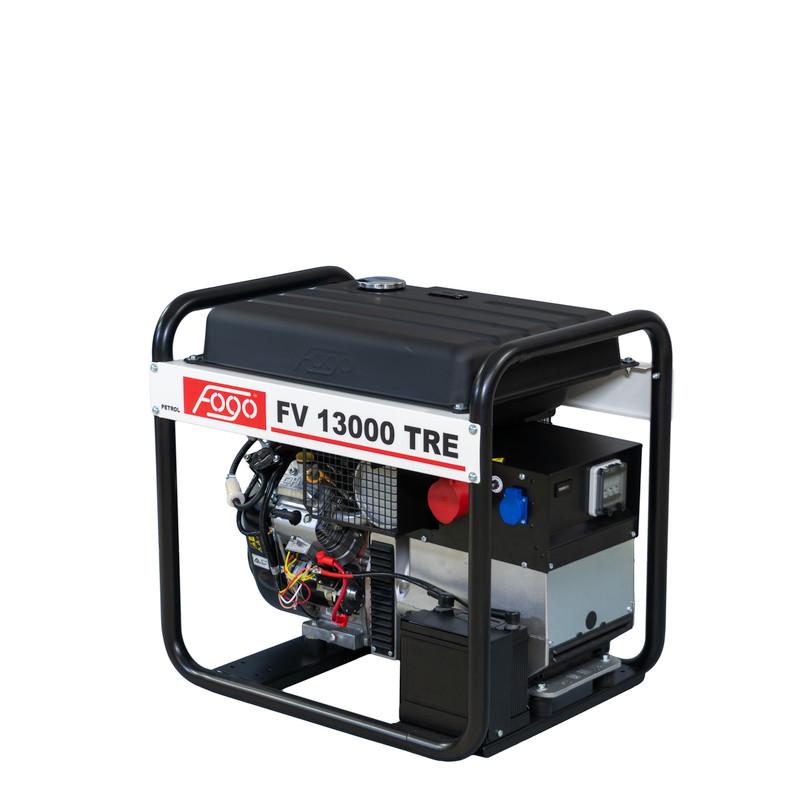 FOGO B&S VANGUARD 12,5 kVA Stromaggregat AVR 400 V FV 13000TRE