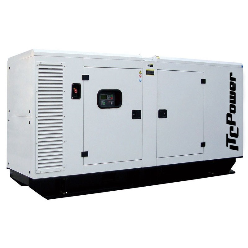 ITC Power Industrie Stromerzeuger Stromaggregat DG110KSE 110 kVA Diesel