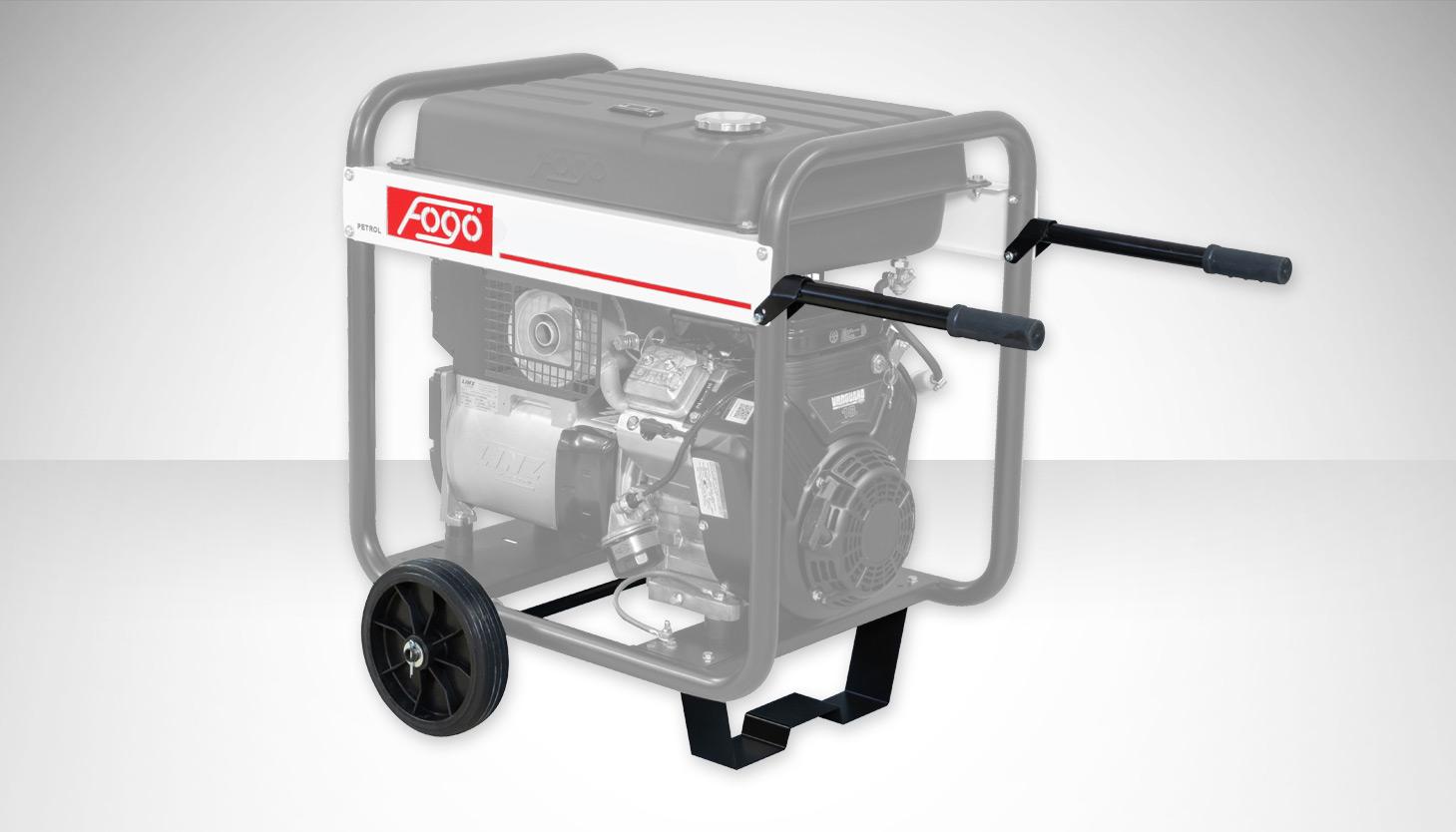 Transporträderset FOGO FV-Serie