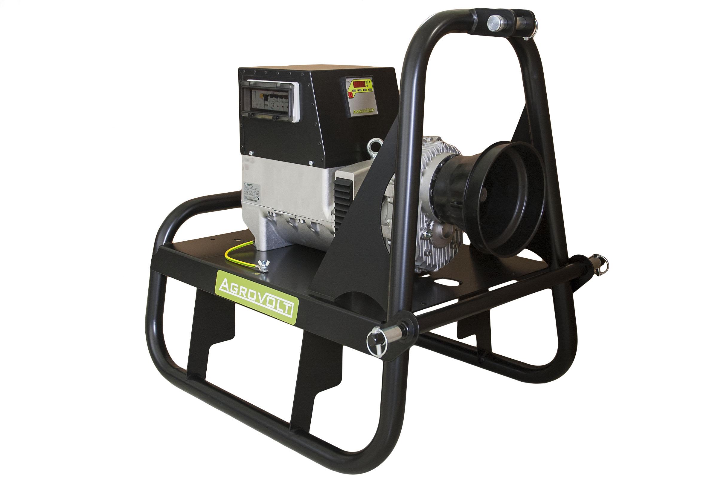 FOGO AGROVOLT Zapfwellengenerator 18 kVA AV18R mit AVR