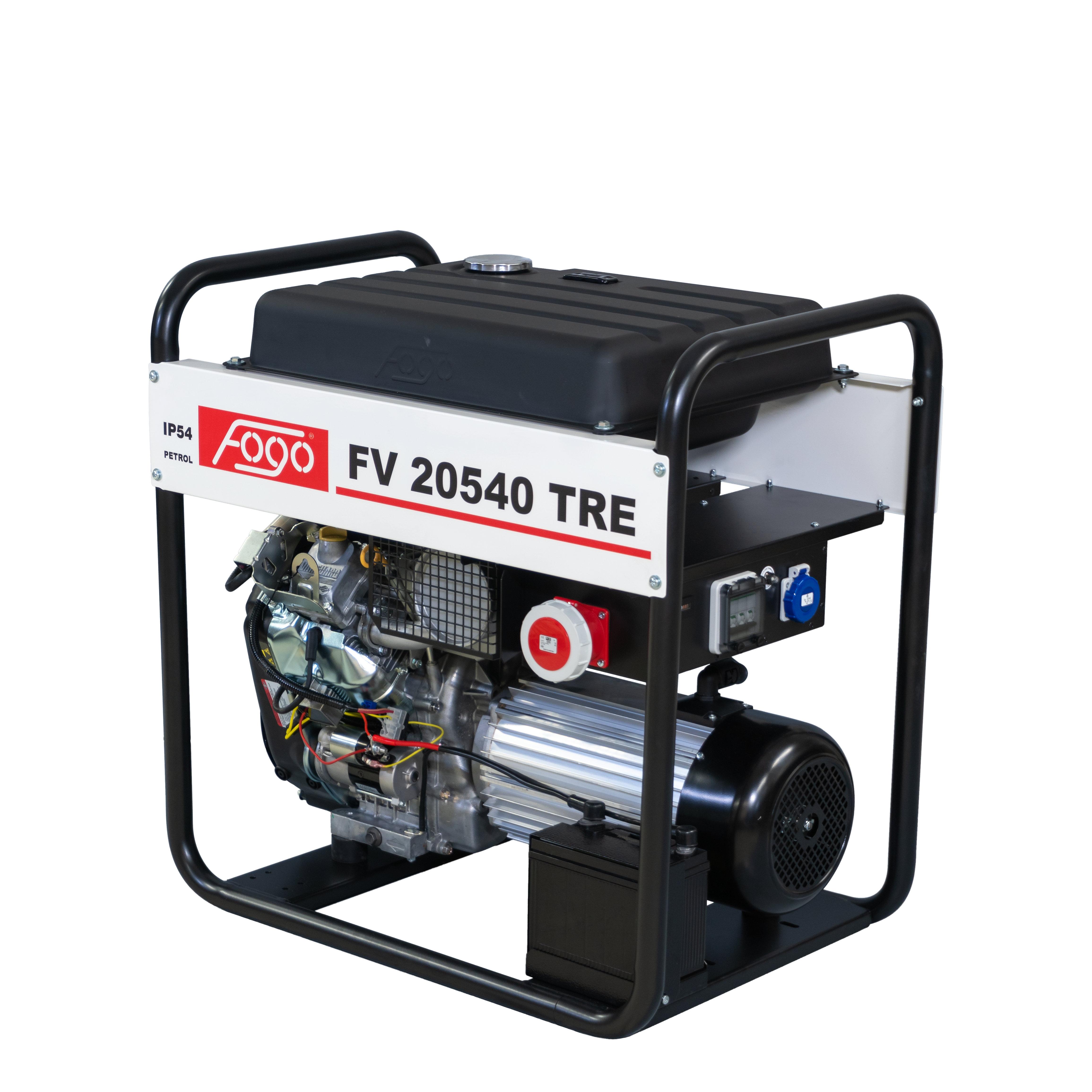 FOGO B&S VANGUARD 19.5 kVA Stromaggregat AVR IP54 400 V FV 20540TRE
