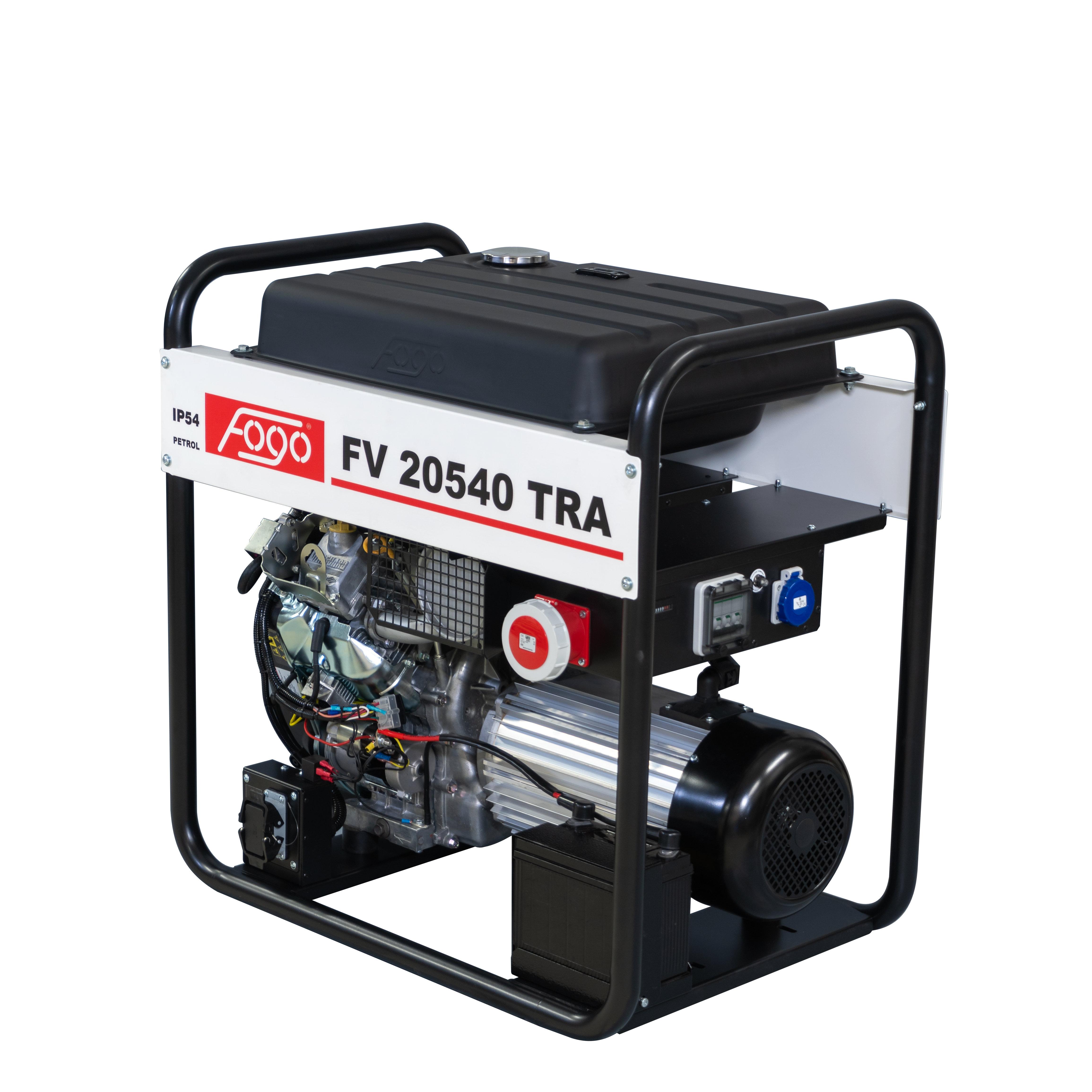 FOGO B&S VANGUARD 19.5 kVA Stromaggregat AVR IP54 400 V FV20540TRA