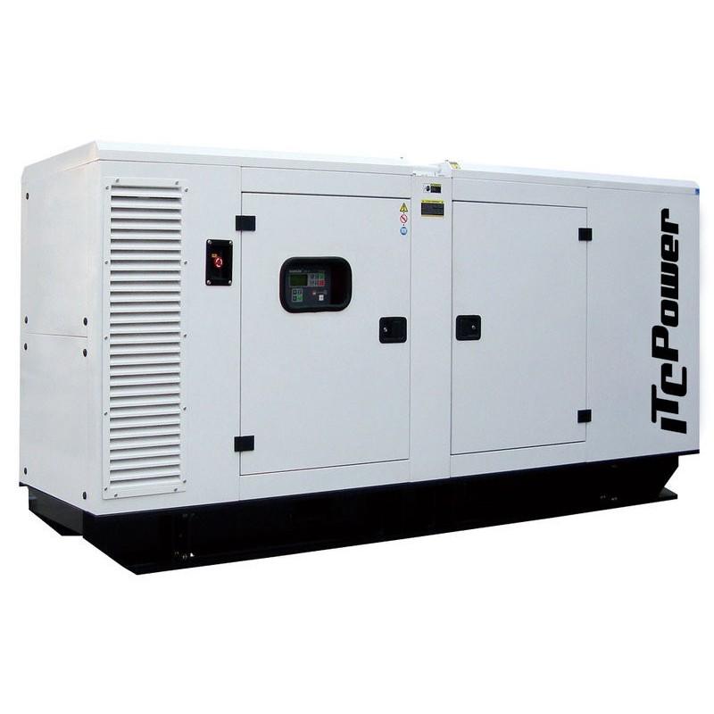 ITC Power Industrie Stromerzeuger Stromaggregat DG75KSE 72 kVA Diesel