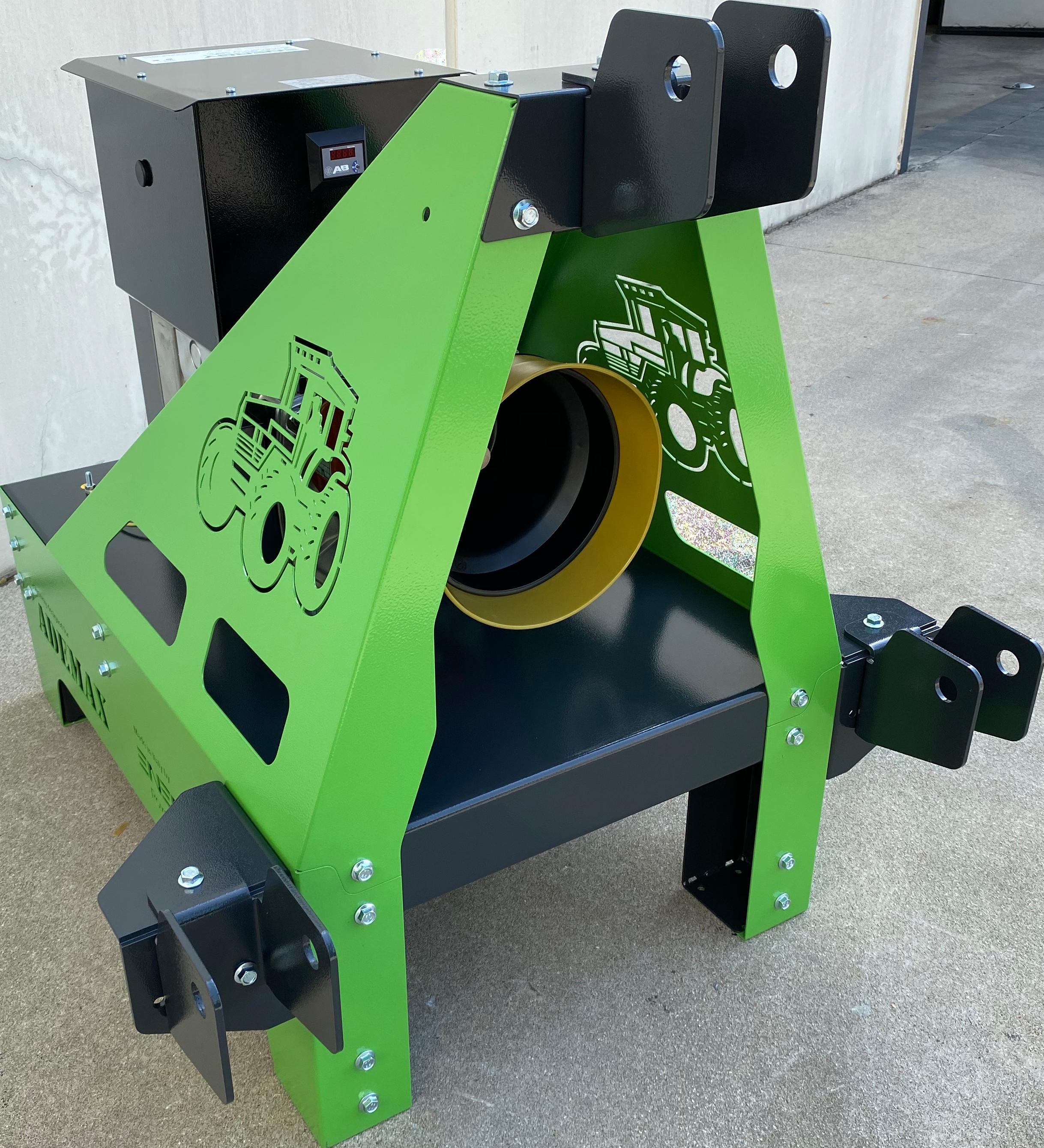 ENERGY Zapfwellengenerator 45 KVA ADEY-42TCS-AVR-IP Mit AVR & IP44