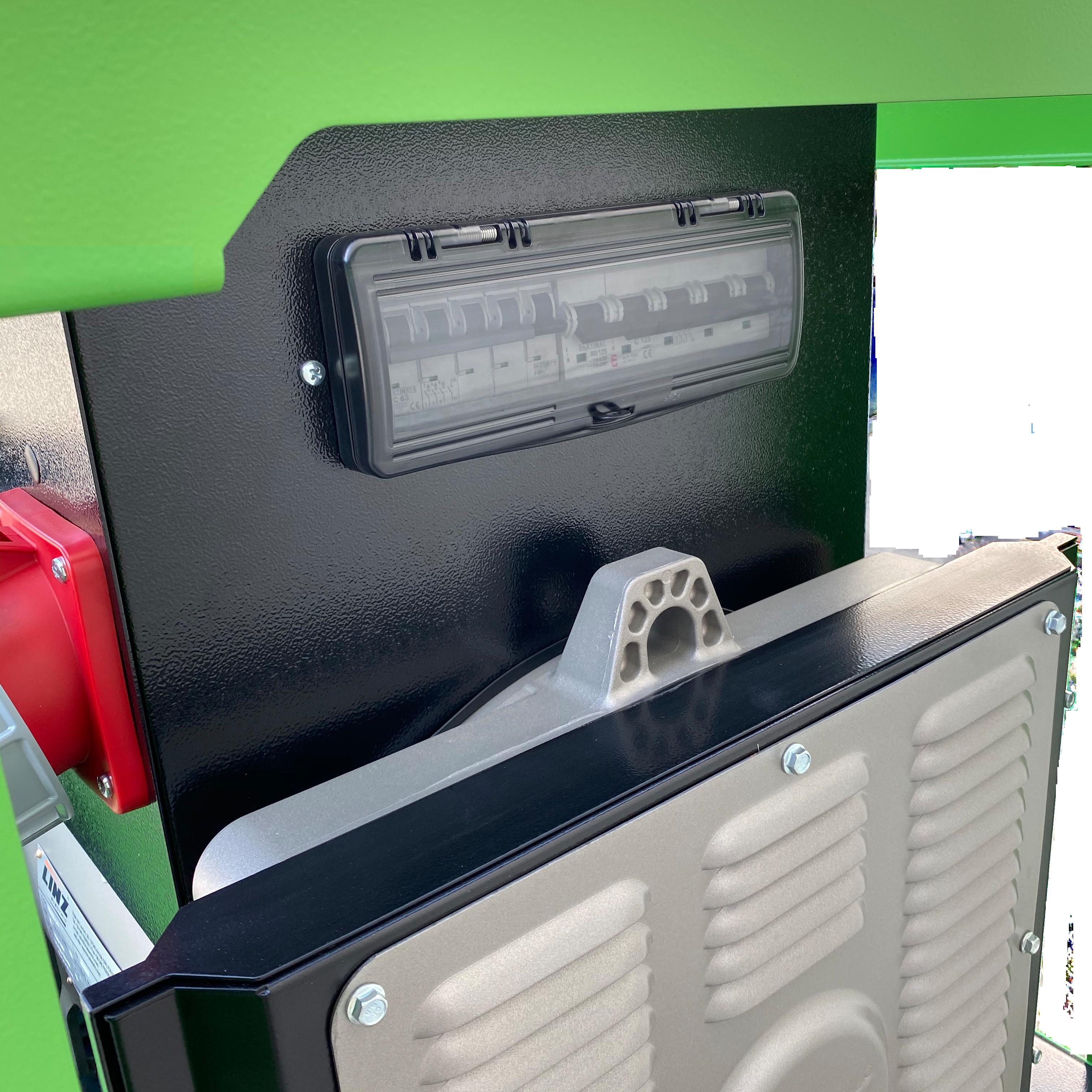 ENERGY Zapfwellengenerator 16,5 kVA ADEY-15TCS-AVR-IP-ISO mit AVR & IP44 Haus & Feldbetrieb
