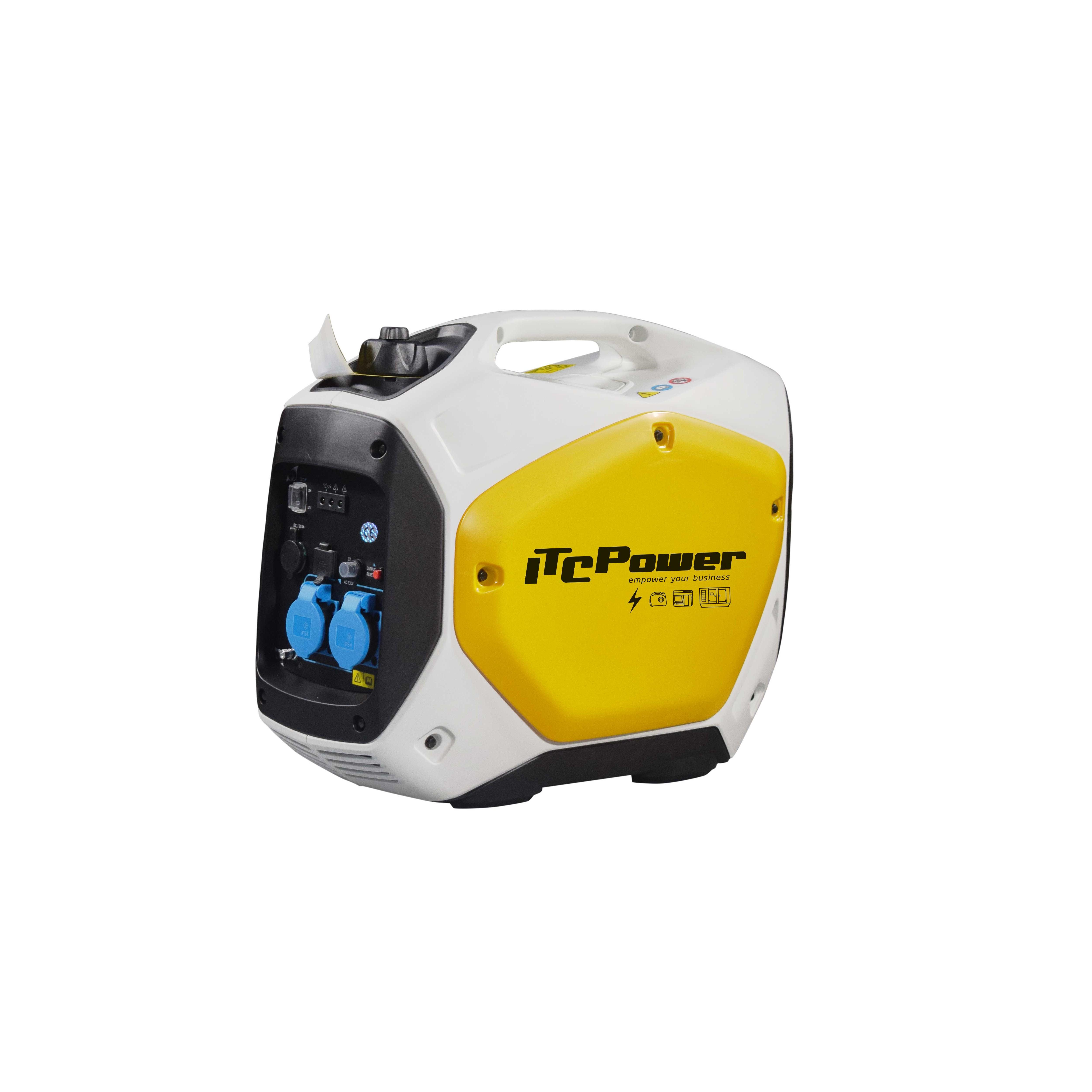 ITC POWER Inverter 2200 Watt Benzin GG22i Stromaggregat auch Werkzeuge