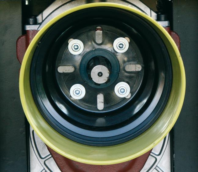 PRAMAC TG 48 / 15 AVR 43 kVA 230 / 400 V Zapfwellengenerator