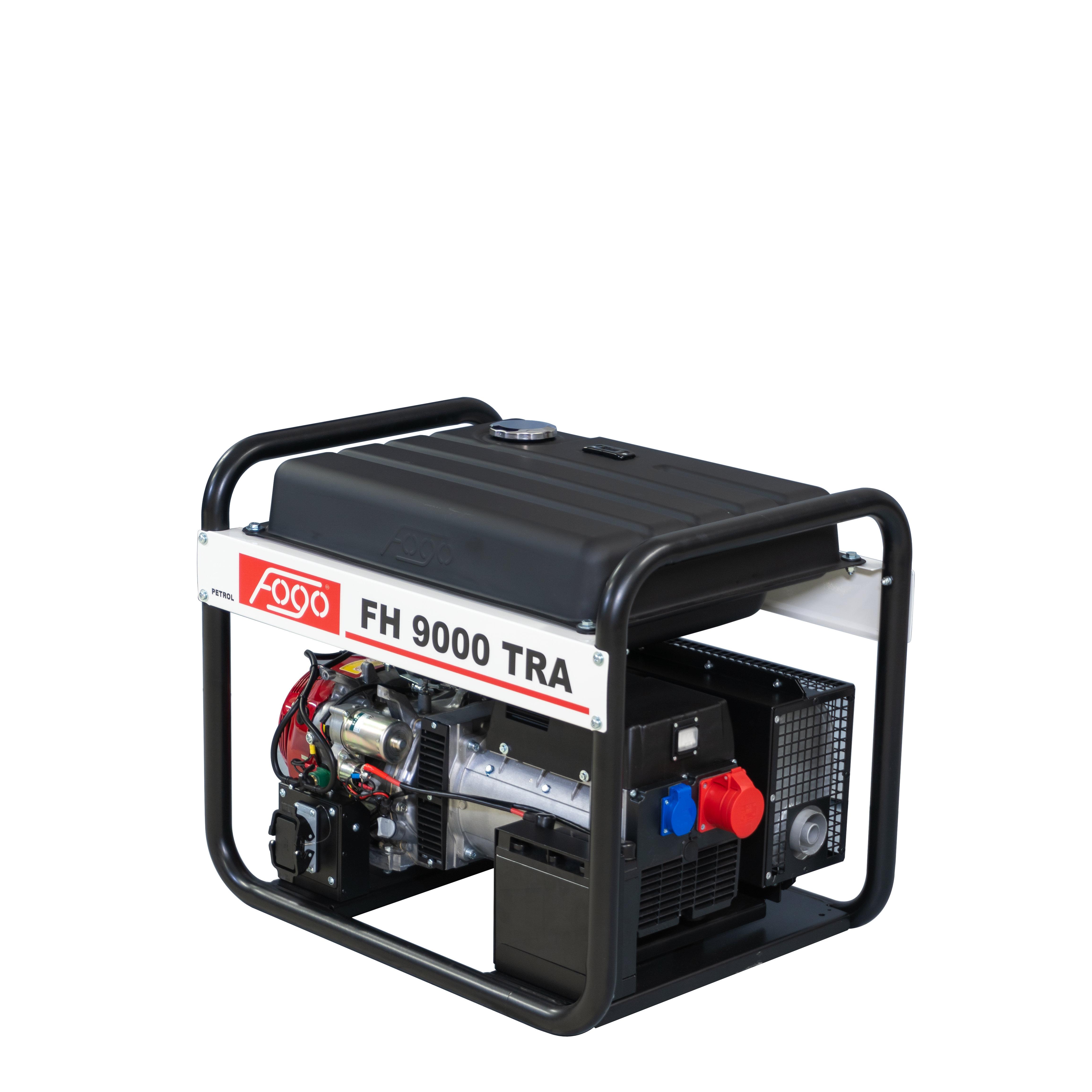 VORVERKAUF!!! FOGO Powered by HONDA 8.5 kVA Stromaggregat AVR 400V FH9000TRA