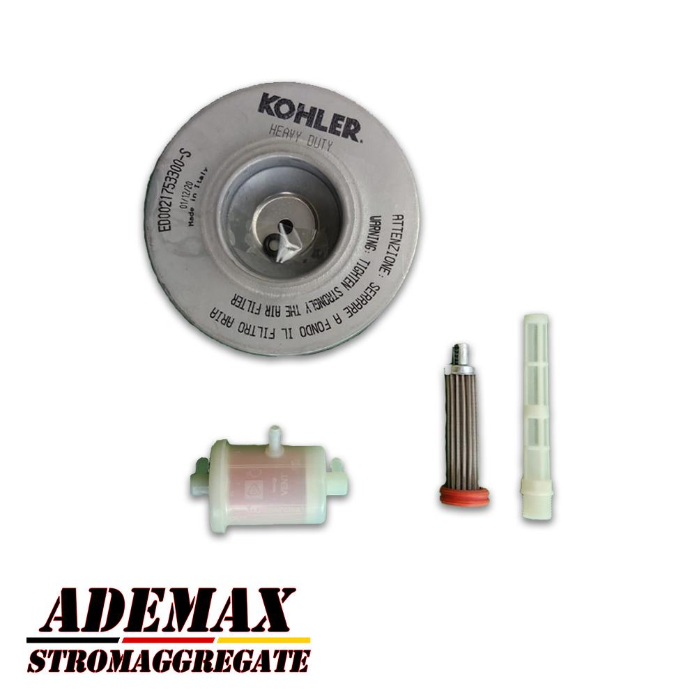 Wartungsset Diesel für ADEY-7TDE-SA Stromaggregate ENERGY