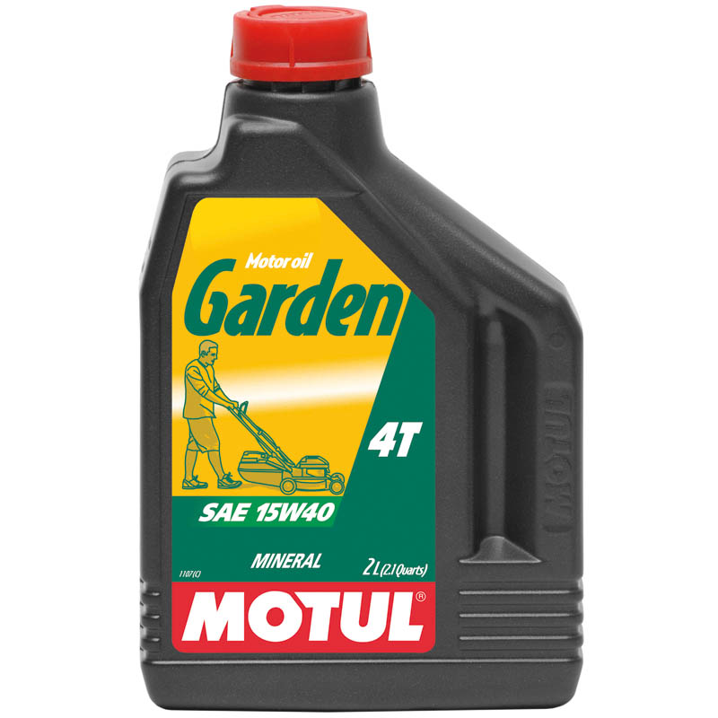 2 Liter Öl Motul Garden 15W40