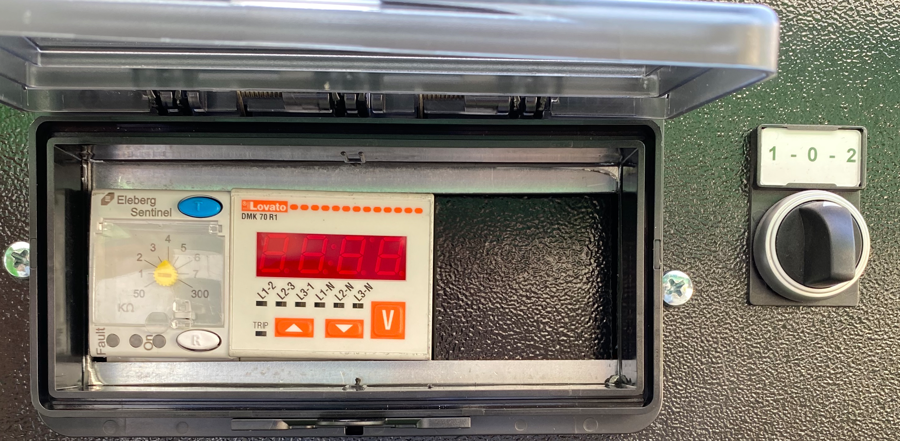 ENERGY Zapfwellengenerator 82,5 kVA ADEY-75TCS-AVR-IP-ISO mit AVR & IP44 Haus & Feldbetrieb