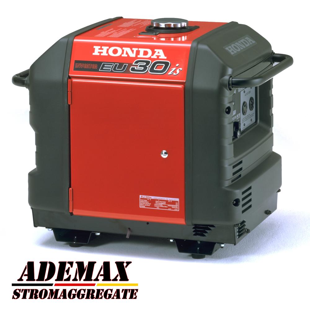 Honda Inverter Stromaggregat Benzin 3000 Watt EU30is