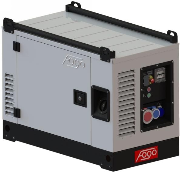 FOGO B&S VANGUARD 12,5 kVA Stromaggregat AVR 400 V FV 13000CRA