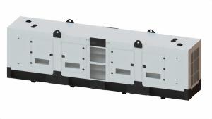 FOGO Industrie Stomaggregat FV800 880.0 kVA Diesel Volvo