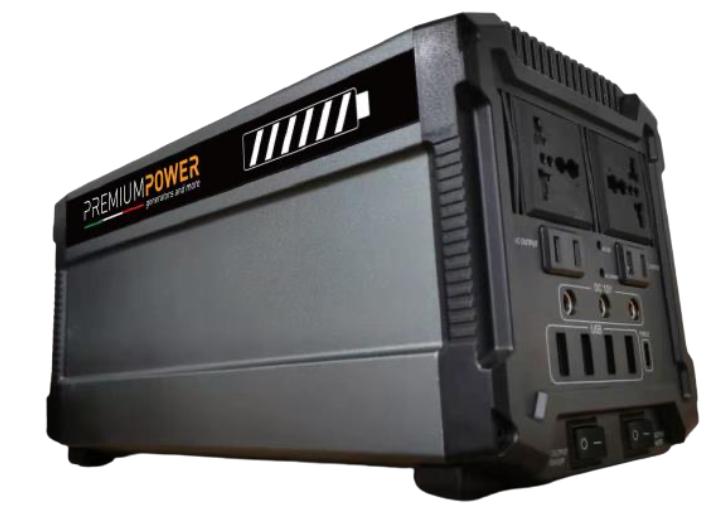 Premium Power PB500 Power Station 500W / 460Wh