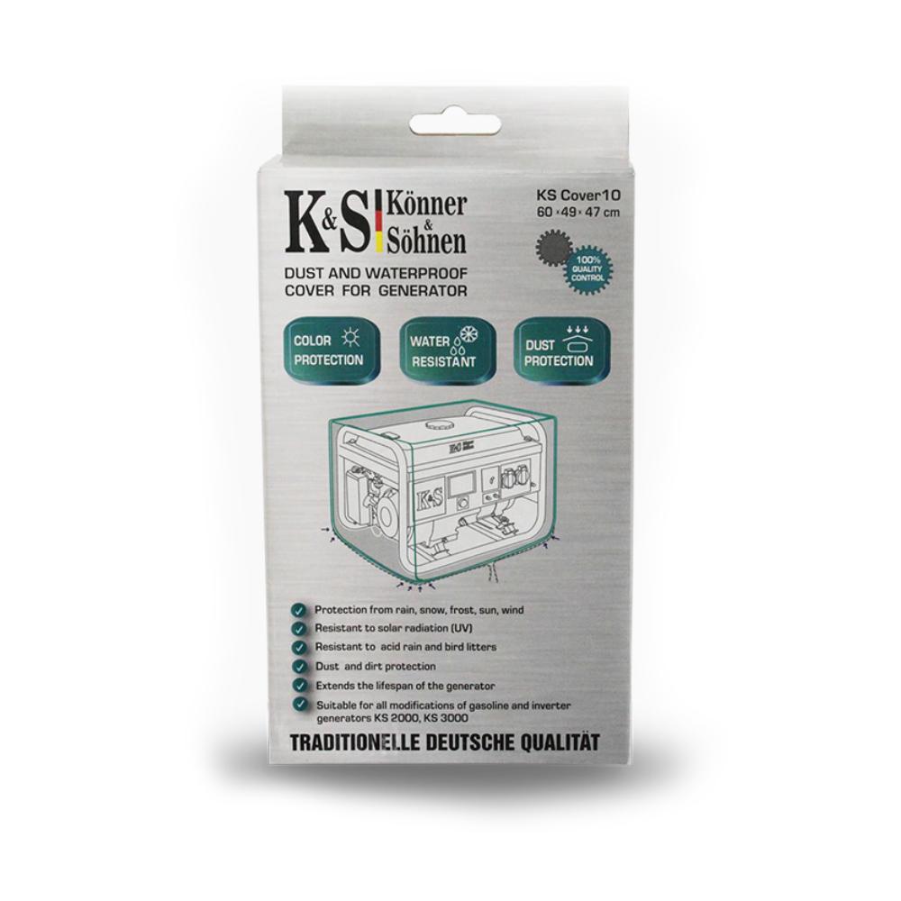 KS Cover 10 Abdeckhaube für KS3000