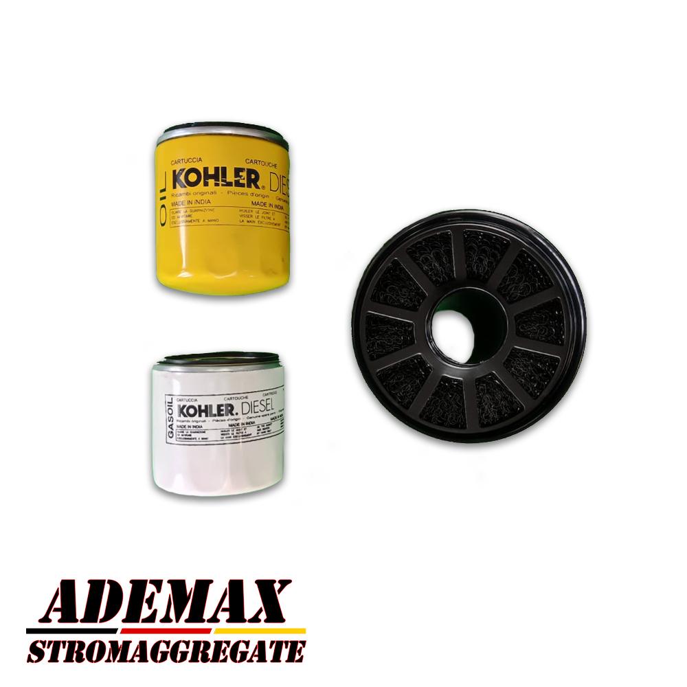 Wartungsset Diesel für ADEY-12,5TDE-SA Stromaggregate ENERGY