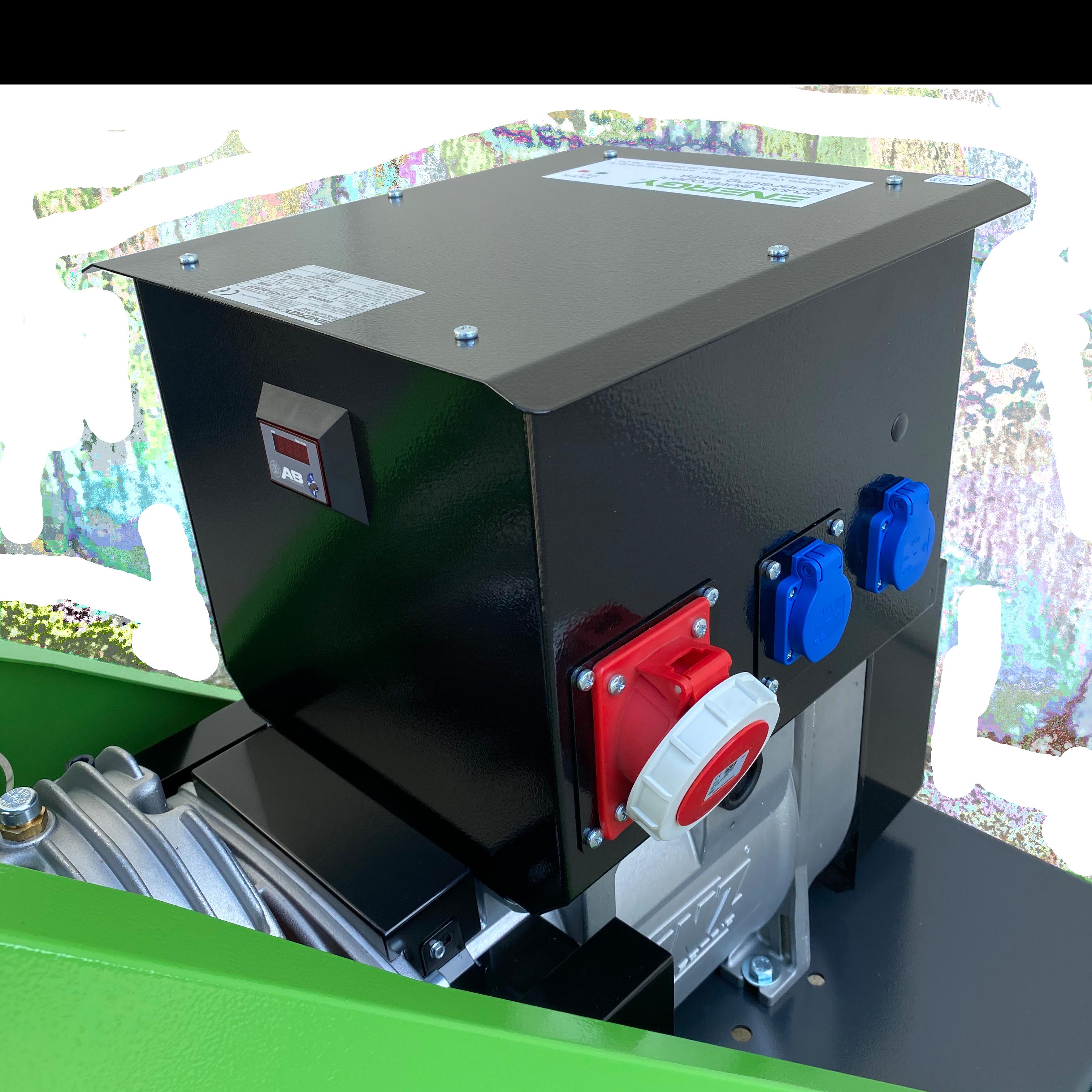 ENERGY Zapfwellengenerator 33 KVA ADEY-30TCS-AVR-IP Mit AVR & IP44