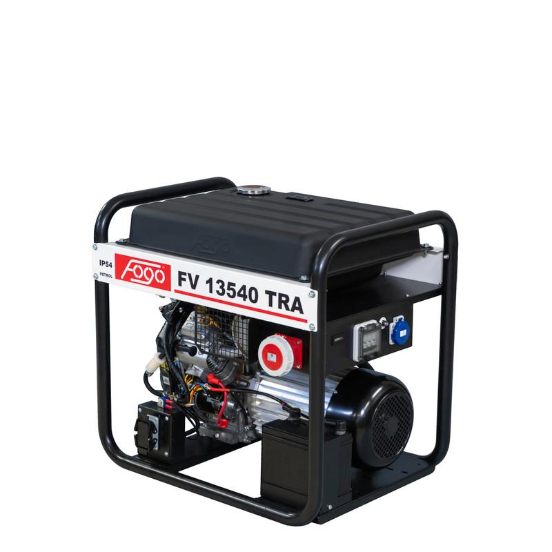 FOGO B&S VANGUARD 12,5 kVA Stromaggregat AVR 400 V FV 13540TRA